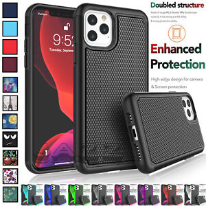 SHOCKPROOF HEAVY DUTY TOUGH ARMOUR CASE FOR Apple iPhone 6 7 8 XS XR 11 SE 2020
