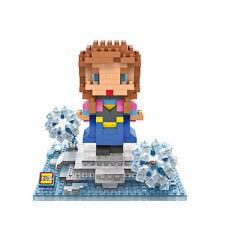 FROZEN ANNA LOZ BLOCK Micro Mini Building Nano Block Iblock Kids Toy Gift
