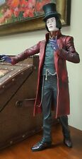 """Neca 18"""" Johnny Depp as Willy Wonka and the Chocolate Factory Loose Figure"""