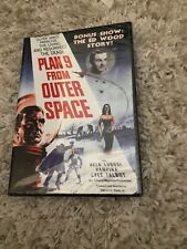 DVD Plan 9 From Outer Space Y98