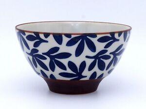 Pro Japanese Rice Bowl TOMITALIA MILMIL Series Karakusa Japan made