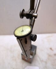 Brown And Sharpe Magnetic Stand And Testmaster Indicator Inv38985