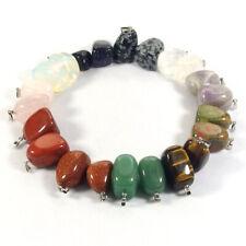 Natural Gemstone Reiki Crystal Healing Tumbled Stones Jewelry Making DIY