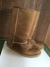 Airwalk - Women's Light Tan Sandy Brown Snow Winter Insulated Boots Size 6