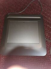 WACOM CTF-430 Bamboo One Graphics Tablet - Silver  NO PEN