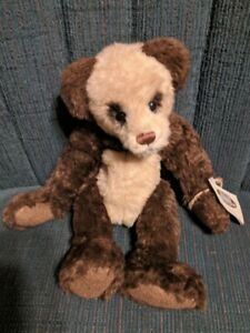GANZ Cottage Collectible Bear Jai Jai 1st Edition 3,000 Pieces With Tags CC1458