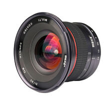Meike mk-12mm-f/2.8 ultra-Objectif grand angle pour Micro 4/3 Olympus Panasonic