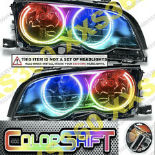 ORACLE Headlight HALO RING KIT for BMW 3 Series 98-05 LED ColorSHIFT 1.0
