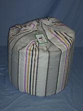 """Minster Stripe"" Design LARGE BEAN BAG WITH INNER LINER (B2) FREE P&P"