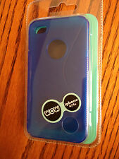 IPHONE  4/4S CASE - BLUE  - NEW