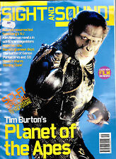 Sight & Sound Magazine Planet of the Apes, Dune, Kim Newman, September 2001