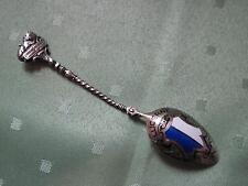 Schöner 800er Silber Andenken-Löffel aus LUCERNE mit Emaile