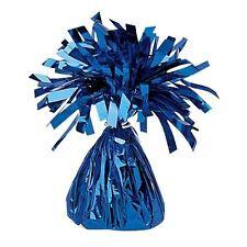 BLUE FOIL Spray poids hélium Anniversaire Décoration de fête mariage