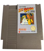 A Boy and his Blob Trouble in Blobolonia Nintendo NES PAL