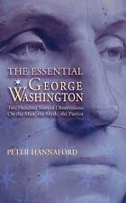 Essential George Washington: By Hannaford, Peter