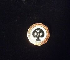 National Congress Parents & Teachers Vintage Tree Pin Member 1/20 10k Gold Fill