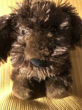 "New listing Plush Dog, Mahattan Toys, ""Cappucicino�, Brown"