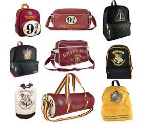Harry Potter Backpack Shoulder Bag Back To School Boy / Girl Gift