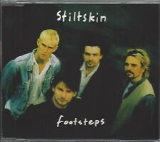STILTSKIN / FOOTSTEPS * NEW MAXI CD 1994 * NEU *