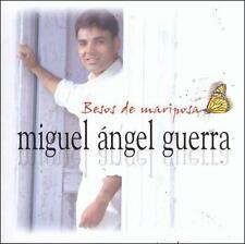Miguel Angel : Besos de Mariposa (Butterfly Kisses) CD
