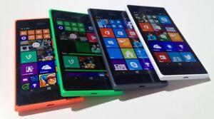 Nokia Lumia 735 - 8GB - (lock/Unlocked) Smartphone mix GRADE