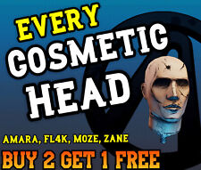 Borderlands 3 [ALL HEAD COSMETICS] Buy 2 Get 1! All Characters ✨ XBOX PS4 PS5 PC