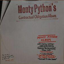 Monty Python Contractual Obligation Album 1980 Arista Comedy CD