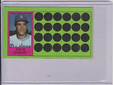 1981 TOPPS SCRATCH OFF STEVE GARVEY CARD #56 ~ MULTIPLES AVAILABLE ~  L@@K!!!