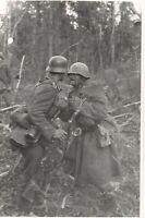 Russland am 22.08.42 Kampf bei Kolodesi Kradschtz Btl 59 II Pz. Grenadier Rgt 40