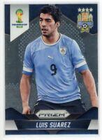 2014 LUIS SUAREZ PANINI PRIZM FIFA WORLD CUP#194