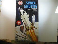Vintage Airfix 1/144 Space Shuttle w/booster rockets,sapce lab,fuel tank#09172-1