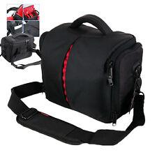 NEU DSLR Kamera Fototasche Tasche Bag Kameratasche mit Regenschutz/Tragegurt LF