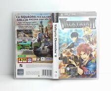 VALKYRIA CHRONICLES II - PSP - PlayStation Portable - UMD - Italiano - Usato