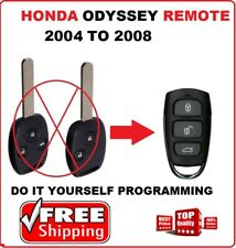 Honda ODYSSEY Remote Control Fob Keyless 2004 2005 2006 2007 2008 2009