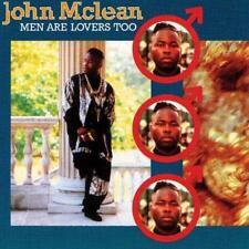 John Mclean - Men Are Lovers Too (NEW CD)