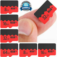 16GB 32GB 64GB Micro SD Card Class 10 Camera Flash Memory TF Card For Phones