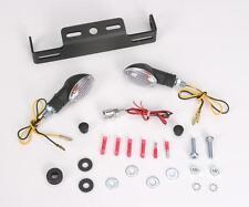 Targa Tail Kit  Black/Amber 22-263-L*