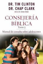 Consejeria Biblica, Tomo 3: Manual de Consulta Sobre Adolescentes (Paperback or