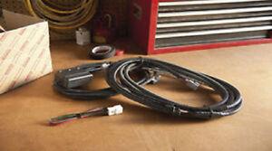 2007-2014 TOYOTA FJ Cruiser Remorquage Attelage Câble Harnais Usine OEM