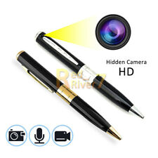 Full HD Mini Security Camera Pen cam DVR Camcorder Video Audio Recorder USB