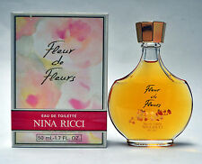 Fleur de Fleurs by NINA RICCI 1.7oz Eau de Toilette None Spray (New In Box)