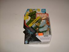 "Iron Fist Black Dragon Marvel Universe 3.75"" Hasbro Defenders Avengers MOC"