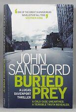 Buried Prey by John Sandford (2011, E-book)