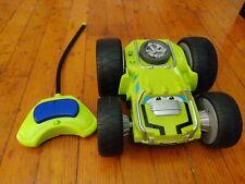 2009 Tonka Flip Car Bounce Back Racer Chuck & Friends WORKING FREE SHIPPING
