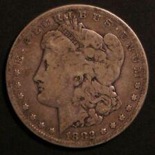 1882 Circulated Morgan Silver Dollar Coin