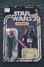 Vintage Star Wars Kenner Takara Darth Vader MOC 1977 12 back foreign