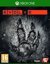 2k Games Evolve Microsoft Xbox One Video Game
