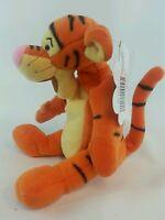 Rare Tail Tigger Mini Bean Bag Plush Disney Toy Mouseketoys Winnie-the-Pooh