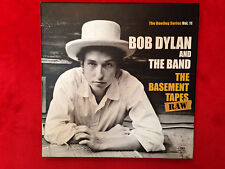 "Bob Dylan & The Band ""Basement Tapes"" 3 LP Box Set 2014 Columbia Rock 33rpm USA"