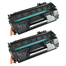 2PK High Yield CF280X Toner Cartridge For HP LaserJet Pro 400 MFP M425dn M401dw